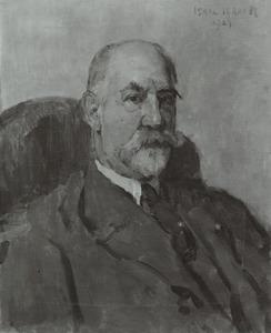 Portret van Abraham Preyer (1862-1927)