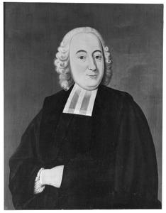 Portret van Hendrik Wilhelm Bernsau (1717-1763)