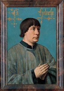 Portret van Jacob Obrecht