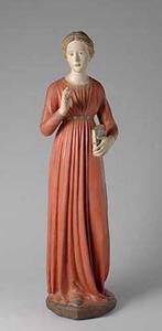 Maria uit een Annunciatie-groep