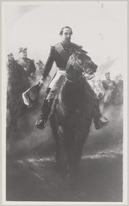 Portret van Napoleon III Charles Louis Bonaparte (1808-1873)