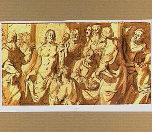 De ongelovige Thomas (Lucas 24:36-39)