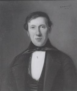 Portret van de Vries