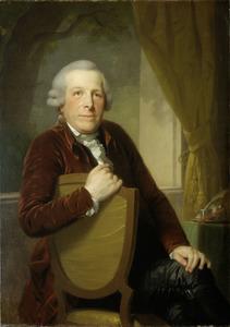 Portret van Joannis Lublink (1736-1816)