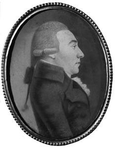 Portret van Herman van Gesseler (1718-1780)