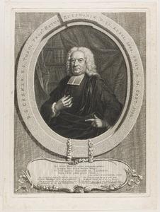 Portret van Bernard Sebastiaan Cremer (1683-1750)
