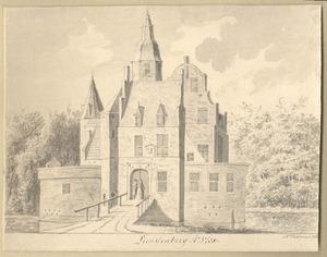 Huis Leeuwenberg bij Twello anno 1730