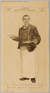 Portret van Johan uit de Poort van Kleef