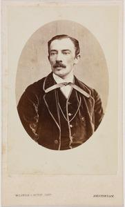 Portret van van een man