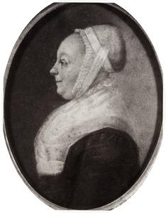 Portret van Johanna Despar