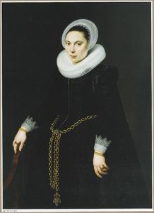 Portret van Maria Florianus (1599- )