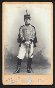 Portret van Lucas Hermanus Eberson (1872-1924)