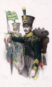 Portret van Robert baron van Breugel Douglas (1791-1873)