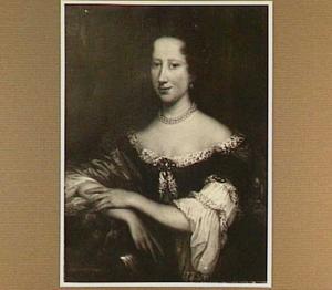 Portret van een vrouw, wellicht Anna Catharina van Heemskerck (1659-1693); echtgenote van Johan Hoynck van Papendrecht (1654-1718)