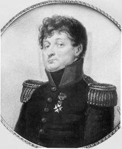 Portret van Pieter Agnisius Ragay (1768-1830)