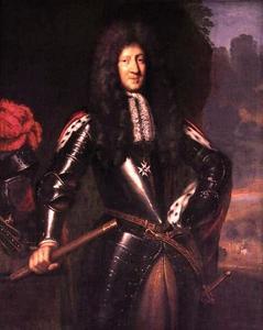 Portret van Georg Friedrich von Waldeck (1620-1692)