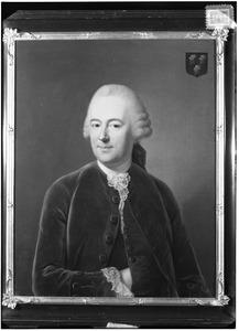 Portret van Adriaan van der Goes (1722-1797)