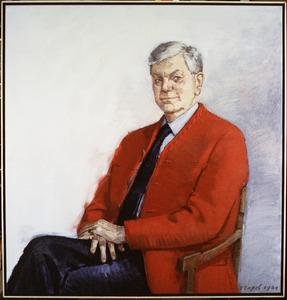 Portret van Frederik Gerhard Lodewijk Oswald van Kretschmar (1919- )