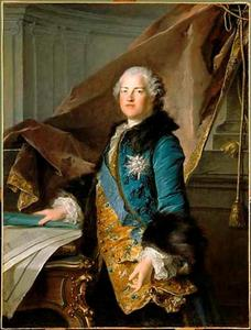 Abel-François Poisson, markies van Marigny (1727-1781)