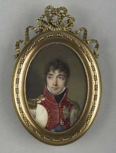 Portret van Lodewijk Napoleon Bonaparte (1778-1846)