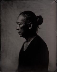 Portret van Andy Tan