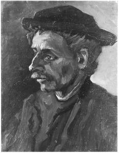 Portret van een boer