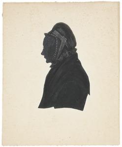 Portret van Wilhelmina Elisabeth van Markel (1755-1833)