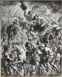 De triomf van kardinaal-infant Ferdinand  (1609-1641) als landvoogd der Zuidelijke Nederlanden