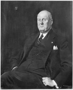 Portret van Willem Johan Herman Mulier (1865-1954)