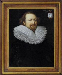 Portret van Dirck Fogelsangh (1600-1663)