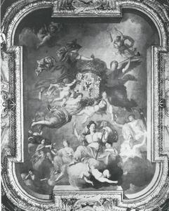 The apotheosis of the Prussian Coat of Arms