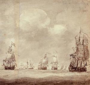 De nederlandse vloot