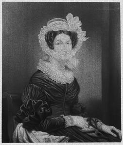 Portret van Cornelia Mathilda van der Palm (1790-1859)