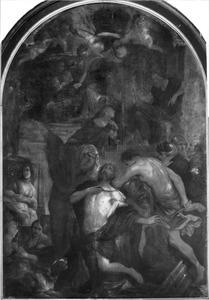 De marteldood van de H. Matthias