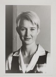 Portret van Nina Folkersma