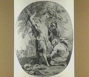 Het martelaarschap van de Heilige Sebastiaan