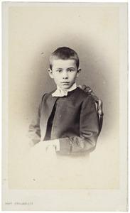 Portret van Gevers
