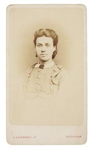 Portret van Johanna Catharina Donkersloot (1849-1926)