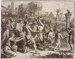 Fabel: De goden van Egypte