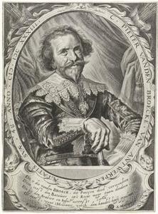 Portret van Pieter van den Broecke (1585-1640)