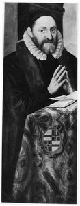 Portret van Lodewijk Clarys (+ 1594)