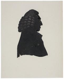 Portret van Samuel Keuchenius (1787-1824)