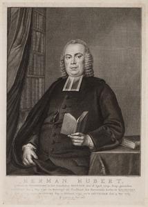 Portret van Herman Hubert (1729-1809)