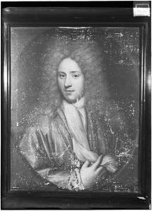 Portret van Dirk van Heymenbergh (?-1749)