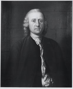 Portret van Tilman Kerens (1694-1760)