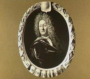Portret van Adriaan Paets (1656-1712)