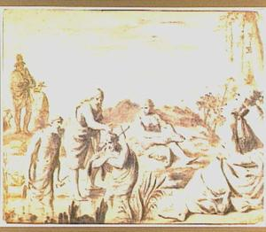 De doop van Christus in de Jordaan (Lucas 3:21-22)