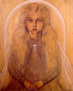 Portret van Cara Nolet (1908-1993)