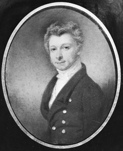Portret van Gaspard Philippe Charles van Breugel (1798-1888)