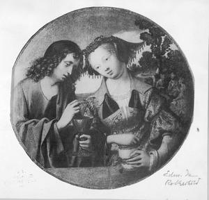 De HH. Johannes de Evangelist en Maria Magdalena